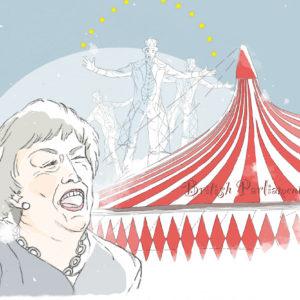 """""""Circus May"""""""
