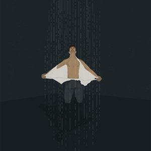 """Standing in the Rain"""