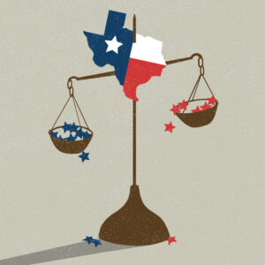 """""""Will Texas Make the Difference?"""""""