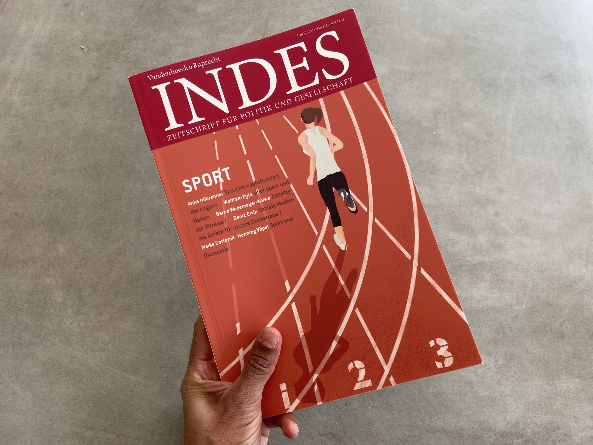INDES MAGAZINE 01/2020